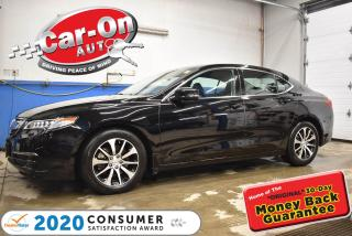 Used 2016 Acura TLX TECHNOLOGY PKG | SUNROOF | REMOTE STARTER | NAVIGA for sale in Ottawa, ON