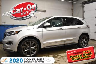 Used 2017 Ford Edge SPORT 315HP AWD and LOADED !!! for sale in Ottawa, ON
