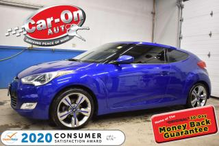 Used 2013 Hyundai Veloster LEATHER | SUNROOF | NAVIGATION for sale in Ottawa, ON