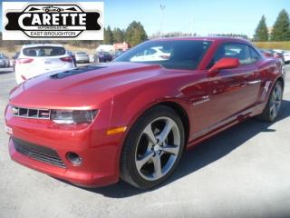 Used 2014 Chevrolet Camaro RS for sale in East broughton, QC