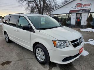 Used 2012 Dodge Grand Caravan SXT for sale in Barrie, ON