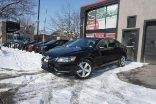 Used 2013 Volkswagen Passat SE 2.5l CUIR TOIT OUVRANT NAV for sale in Laval, QC