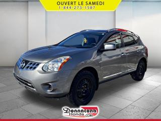 Used 2012 Nissan Rogue SV AWD * JAMAIS ACCIDENTE* for sale in Donnacona, QC