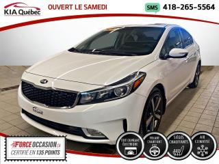 Used 2018 Kia Forte EX LUXE * TOIT *SIEGES CHAUFFANT * for sale in Québec, QC