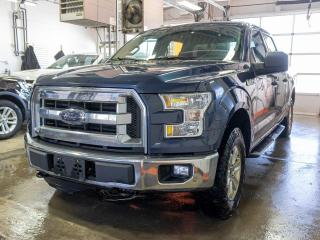 Used 2015 Ford F-150 XLT 4X4 CLIMATISEUR *GR. REMORQUAGE* for sale in St-Jérôme, QC