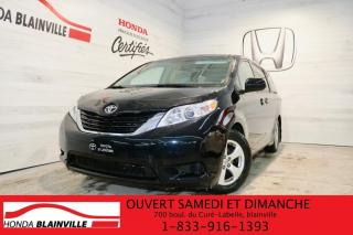 Used 2015 Toyota Sienna 5 portes LE 8 places assises, traction a for sale in Blainville, QC