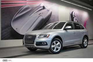 Used 2017 Audi Q5 KOMFORT - 2.0 TSFI - QUATTRO AWD for sale in Sherbrooke, QC