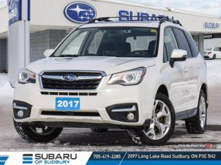 Used 2017 Subaru Forester i Limited w/Tech Pkg for sale in Sudbury, ON