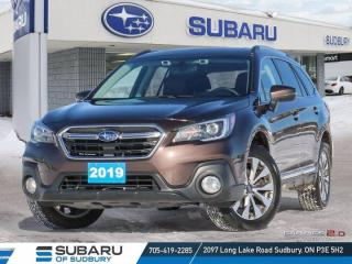 Used 2019 Subaru Outback Premier - 3.6L SUBARU BOXER - HEATED STEERING WHEEL ! for sale in Sudbury, ON