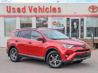 Used 2017 Toyota RAV4 XLE AWD, ALLOYS, SUNROOF, CAM, HEAT-SEATS, 1-OWNER for sale in North York, ON