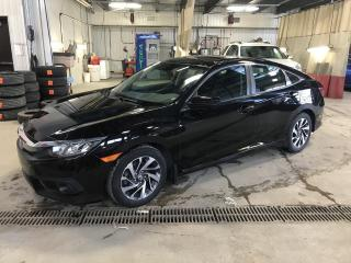 Used 2016 Honda Civic EX 4 portes CVT avec Honda Sensing for sale in Gatineau, QC