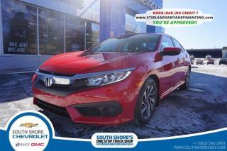 Used 2018 Honda Civic Sedan EX for sale in Bridgewater, NS