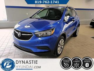 Used 2017 Buick Encore Preferred  AWD/DÉMARREUR/CAMERA (Frais vip 495$ non inclus) for sale in Rouyn-Noranda, QC