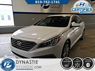 Used 2016 Hyundai Sonata 2.4L GL (FRAIS VIP 495$ NON INCLUS) for sale in Rouyn-Noranda, QC