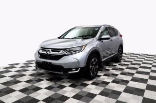 Used 2019 Honda CR-V Touring AWD Sunroof Nav Cam for sale in New Westminster, BC