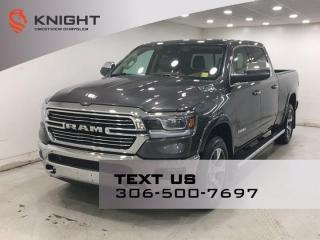 New 2021 RAM 1500 Laramie Crew Cab | Leather | Navigation | Sunroof | for sale in Regina, SK