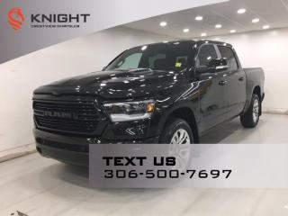 Used 2019 RAM 1500 Sport Crew Cab | Leather | Sunroof | Navigation | for sale in Regina, SK