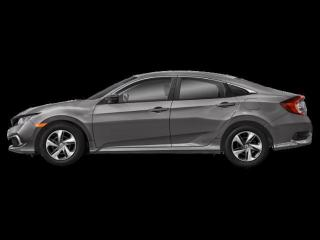 New 2020 Honda Civic SEDAN LX for sale in Port Moody, BC
