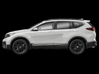 New 2021 Honda CR-V Black Edition for sale in Port Moody, BC