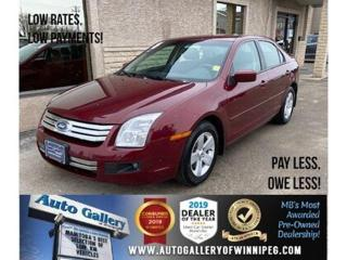 Used 2007 Ford Fusion SE* AT/LOW KMS    **DEAL PENDING** for sale in Winnipeg, MB