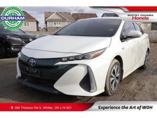 Used 2018 Toyota Prius PRIME for sale in Whitby, ON