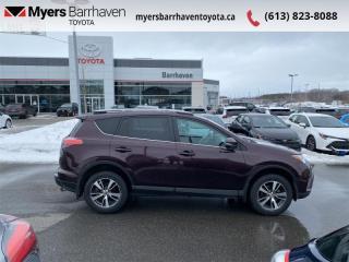 Used 2017 Toyota RAV4 XLE  - Sunroof -  Heated Seats - $157 B/W for sale in Ottawa, ON