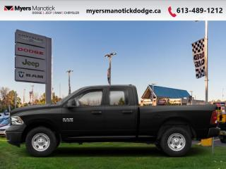 New 2021 RAM 1500 Classic - $321 B/W for sale in Ottawa, ON