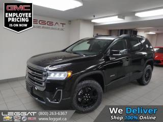 New 2021 GMC Acadia AT4 -  Advanced AWD for sale in Burlington, ON