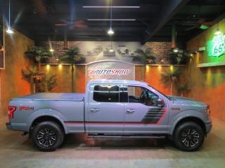 Used 2020 Ford F-150 5.0L FX4 Sport w/ 6.5 Ft Box, Htd Seats, R.Start !! for sale in Winnipeg, MB