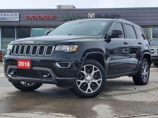 Used 2018 Jeep Grand Cherokee for sale in Listowel, ON