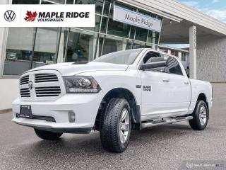Used 2017 RAM 1500 SPORT for sale in Maple Ridge, BC