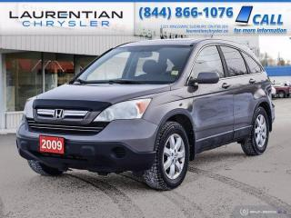 Used 2009 Honda CR-V EX-L for sale in Sudbury, ON