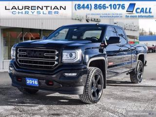 Used 2016 GMC Sierra 1500 4X4!! TRAILER BRAKE!! for sale in Sudbury, ON