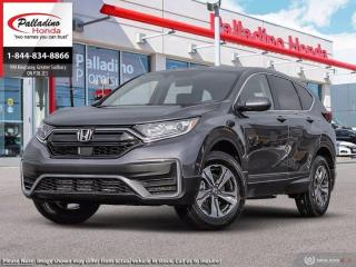 New 2021 Honda CR-V LX for sale in Sudbury, ON