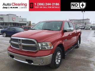 Used 2018 RAM 1500 HARVEST for sale in Saskatoon, SK