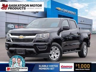 New 2021 Chevrolet Colorado 4WD LT for sale in Saskatoon, SK