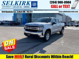 New 2021 Chevrolet Silverado 1500 LT  - Climate Control for sale in Selkirk, MB