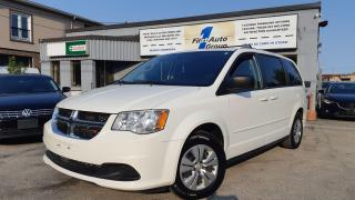Used 2012 Dodge Grand Caravan SXT  ///   NO ACCIDENTS for sale in Etobicoke, ON