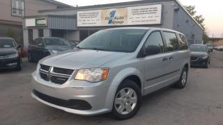 Used 2012 Dodge Grand Caravan SE   ///  NO ACIDENTS for sale in Etobicoke, ON