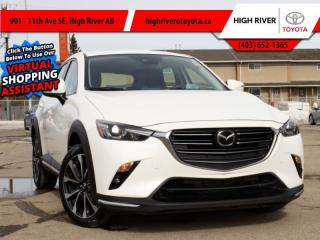 Used 2019 Mazda CX-3 GT  - Head-Up Display -  Sunroof for sale in High River, AB