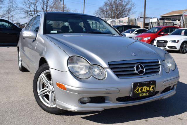 2003 Mercedes-Benz C-Class Kompressor 1.8L
