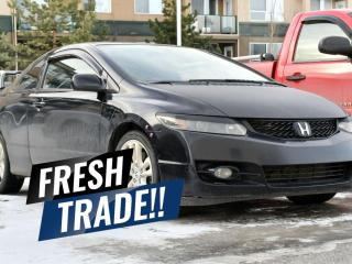 Used 2011 Honda Civic Cpe Si 6-SPEED MANUAL FWD for sale in Red Deer, AB