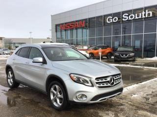Used 2019 Mercedes-Benz GLA GLA 250, LEATHER, 4MATIC, NAVIGATION for sale in Edmonton, AB