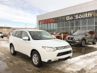 Used 2014 Mitsubishi Outlander ES for sale in Edmonton, AB
