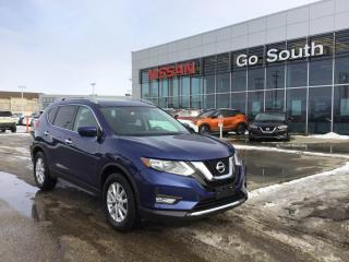 Used 2017 Nissan Rogue SV, AWD, NAVIGATION for sale in Edmonton, AB