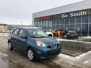 Used 2016 Nissan Micra S for sale in Edmonton, AB