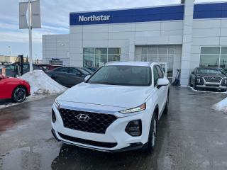 Used 2019 Hyundai Santa Fe PREFERRED/TURBO/AWD/APPLECARPLAY/8`TOUCHSCREEN/HEATED SEATS/PUSHBUTTON for sale in Edmonton, AB