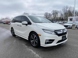Used 2018 Honda Odyssey Touring 4dr FWD Passenger Van for sale in Brantford, ON