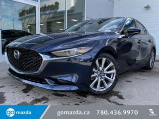 Used 2019 Mazda MAZDA3 GT - FULL LOAD, LOW KMS, BOSE, LEATHER, NAV, SUNROOF, BLIND SPOT for sale in Edmonton, AB