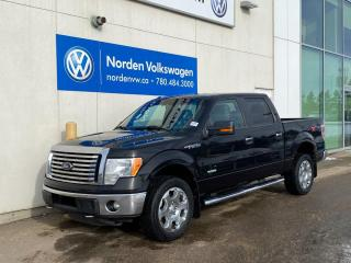 Used 2012 Ford F-150 XLT 4X4 SUPERCREW - PWR PKG / FORD SYNC for sale in Edmonton, AB